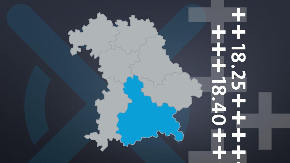Liveticker: Kommunalwahl in Oberbayern.