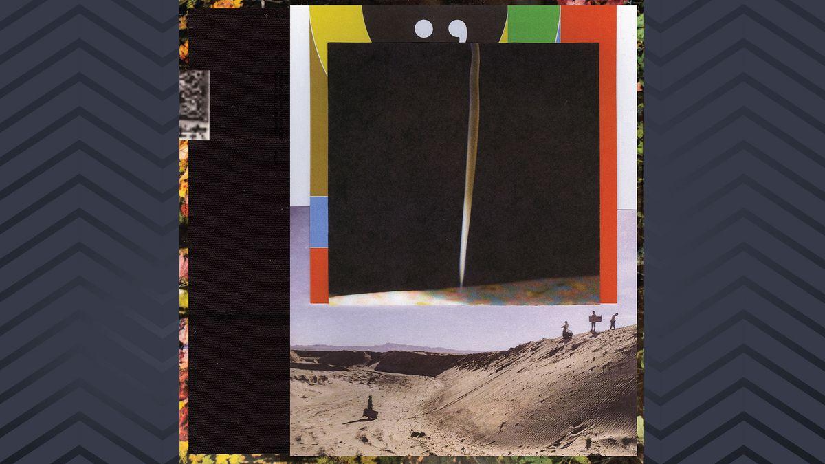 """CD Cover von Bon Iver - """"i,i"""""""