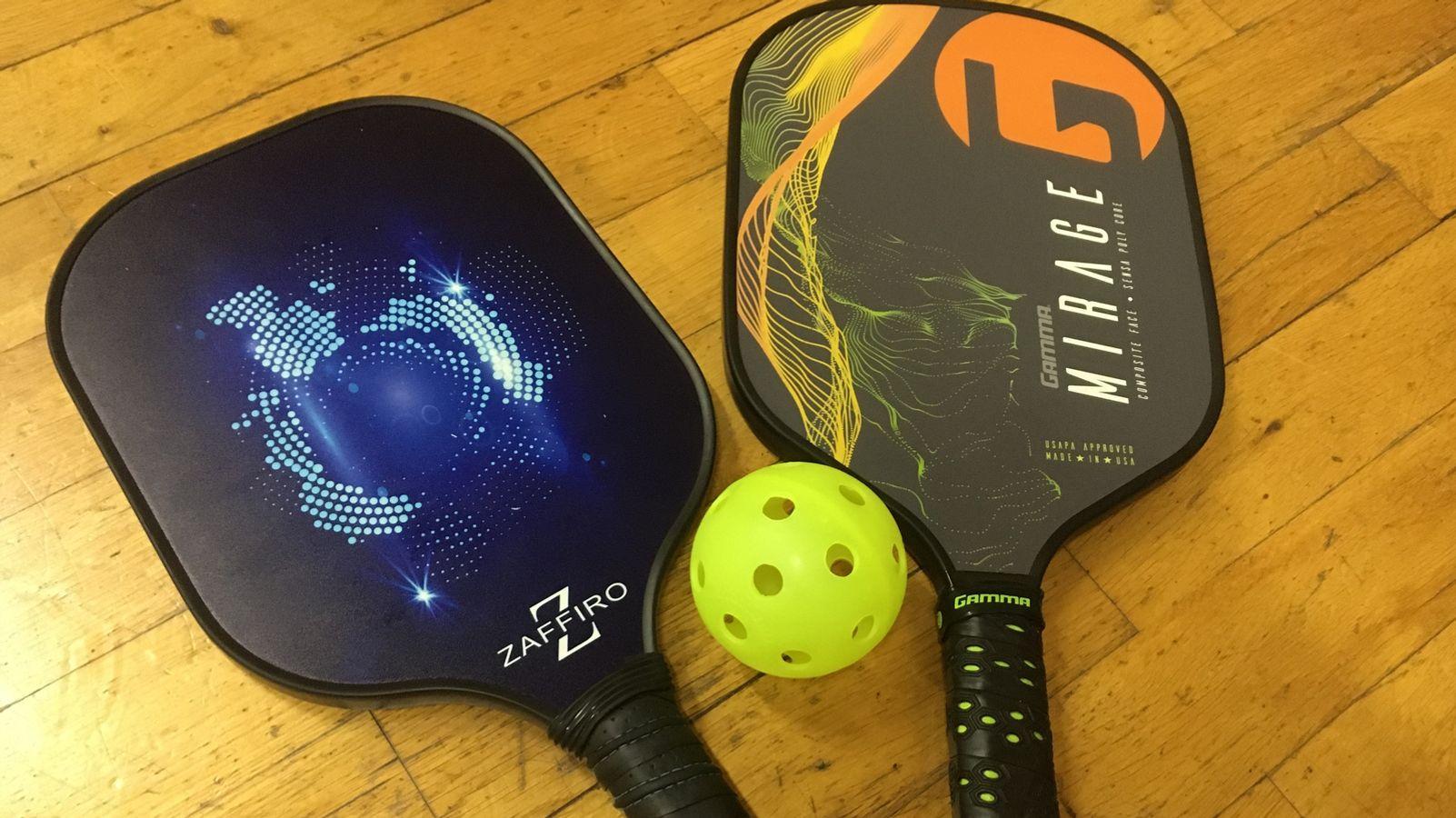 Pickleball – eine Mischung aus Tischtennis, Tennis und Badminton - BR24