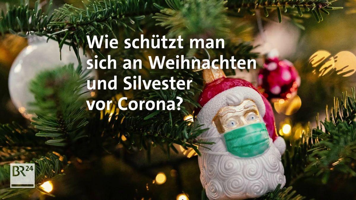 #fragBR24💡 Wie schützt man sich an Weihnachten vor Corona?