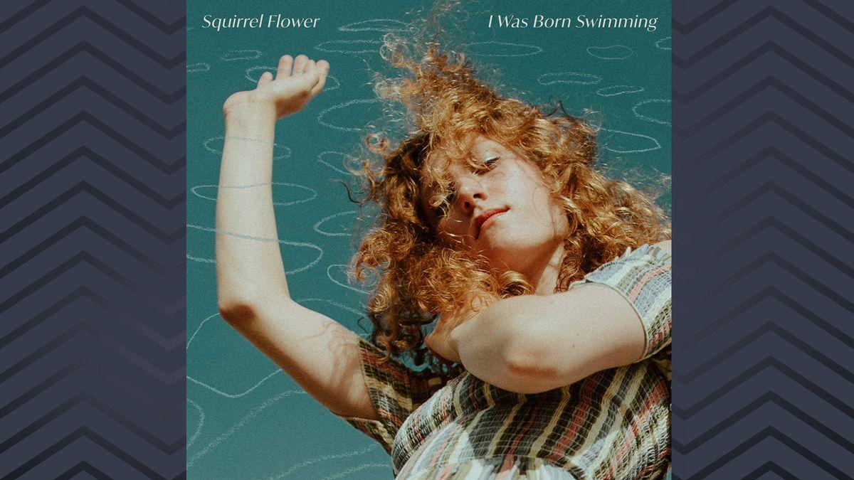 Cover mit junger Frau mit roten Locken