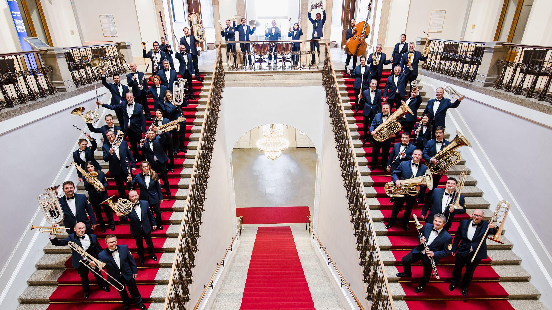 Das Polizeiorchester Bayern