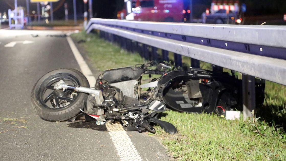 Rollerfahrer in Kleinheubach (Lkr. Miltenberg) tödlich verunglückt