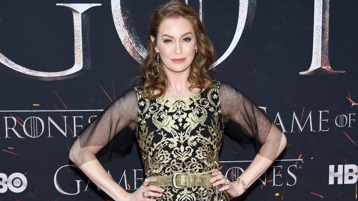 """Die Schauspielerin im April 2019 bei einer """"Game of Thrones""""-Premiere"""