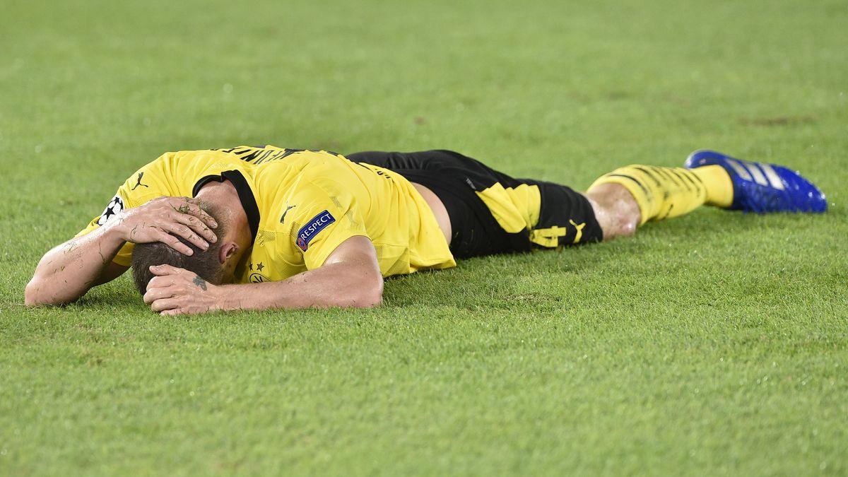 Borussia Dortmund verliert den CL-Auftakt in Rom