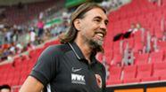 FCA-Trainer Martin Schmidt | Bild:Picture alliance/dpa