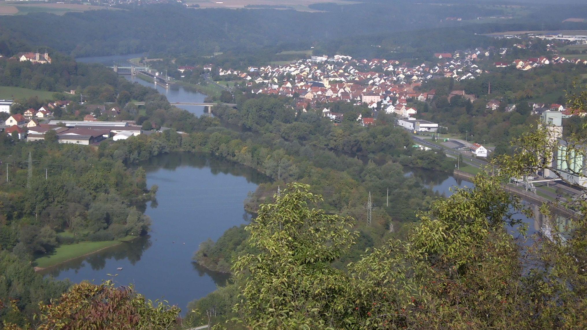 Klostersee von Trennfeld