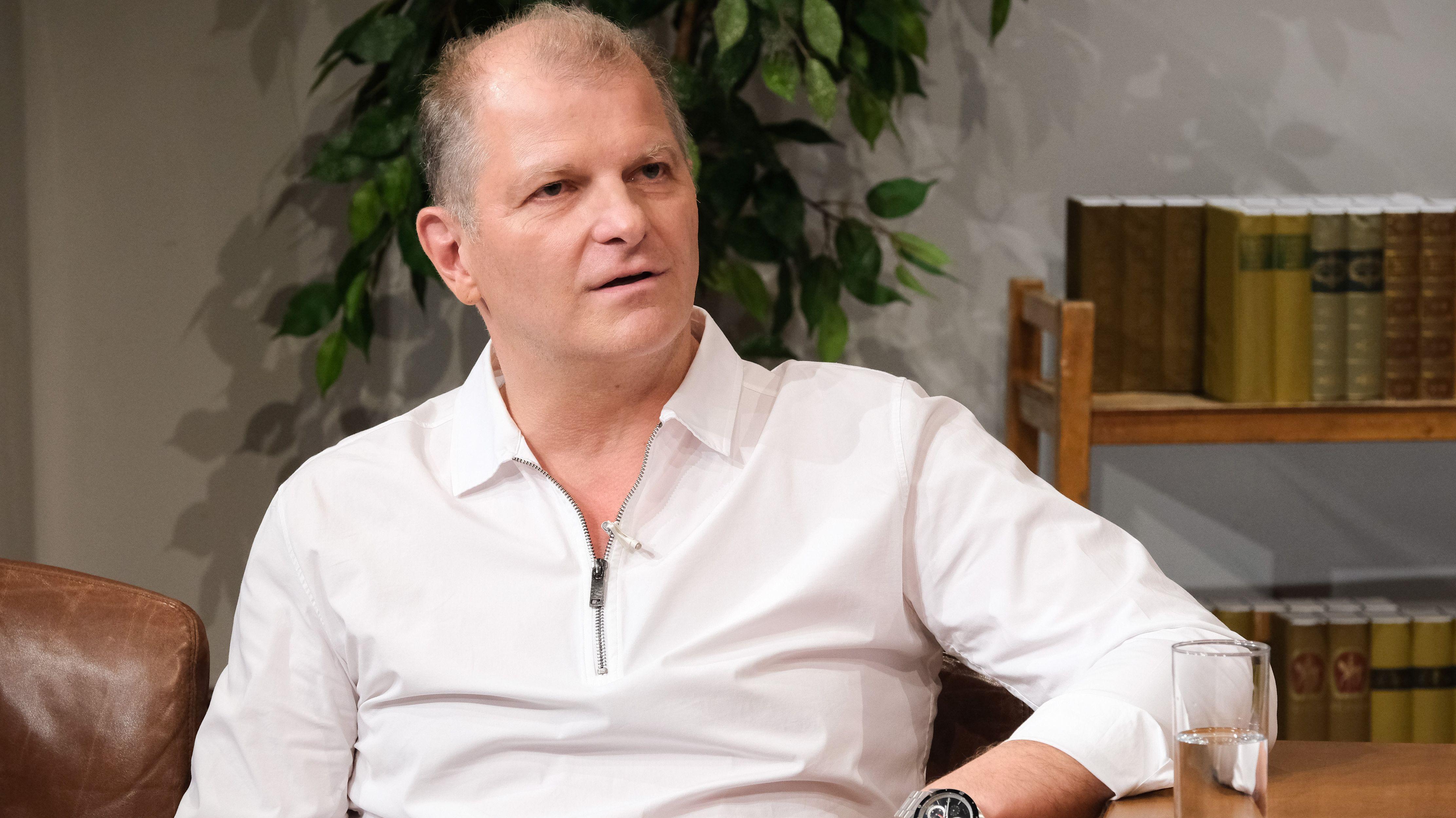 Martin Kušej seit 2011 am Residenztheater München, geht jetzt nach Wien