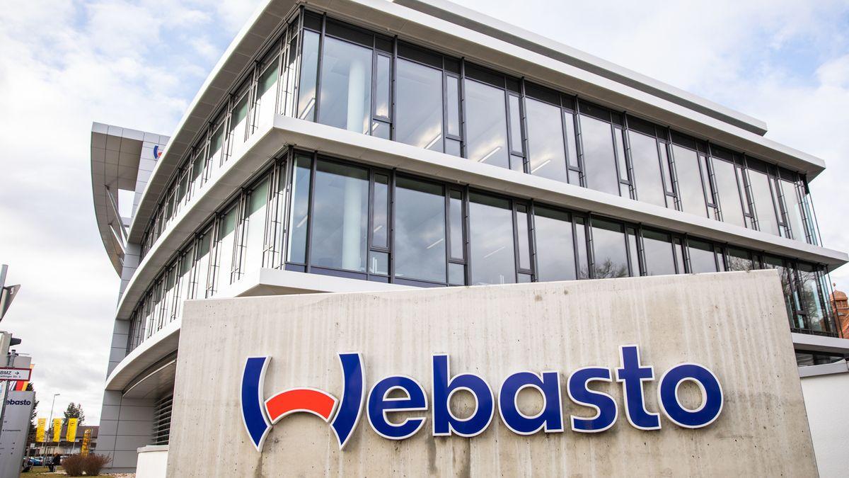Webasto-Zentrale in Stockdorf
