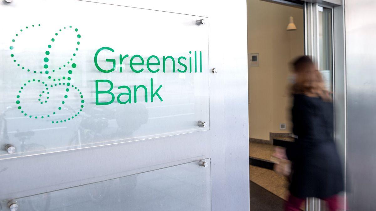 Greensill Bank Firmenlogo