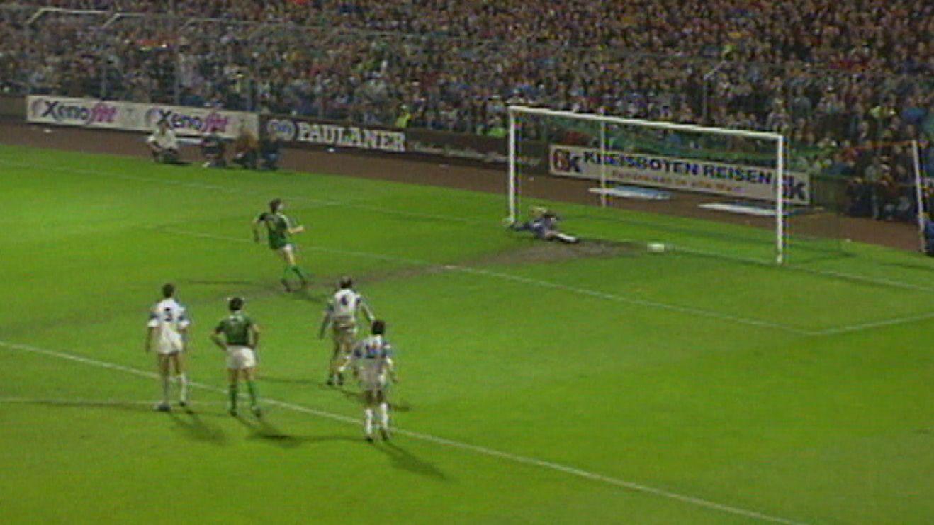 Bayernliga 1990: TSV 1860 München gegen FC Schweinfurt 05