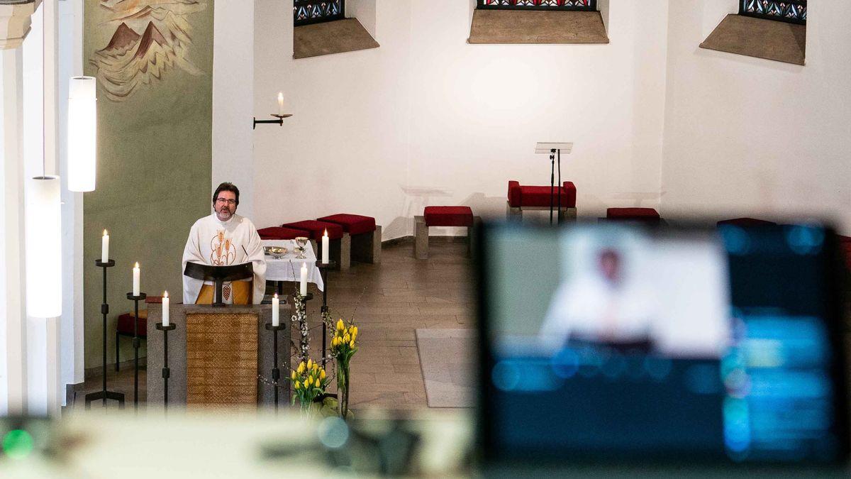 Online-Gottesdienste in Corona-Zeiten.