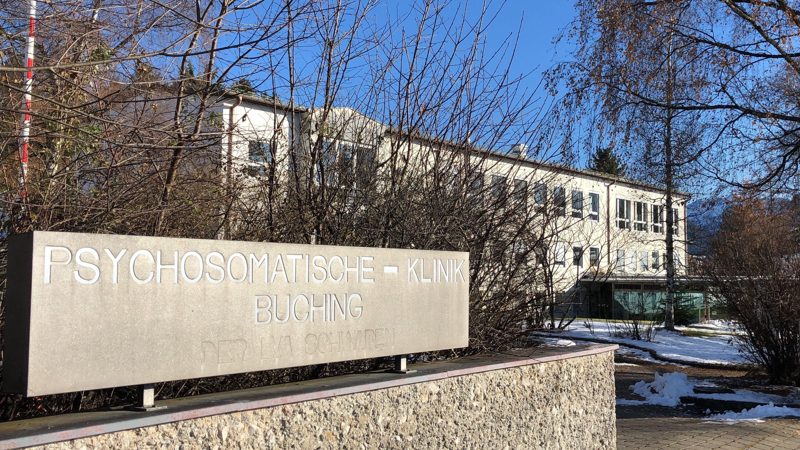 Psychosomatische Klinik in Buching