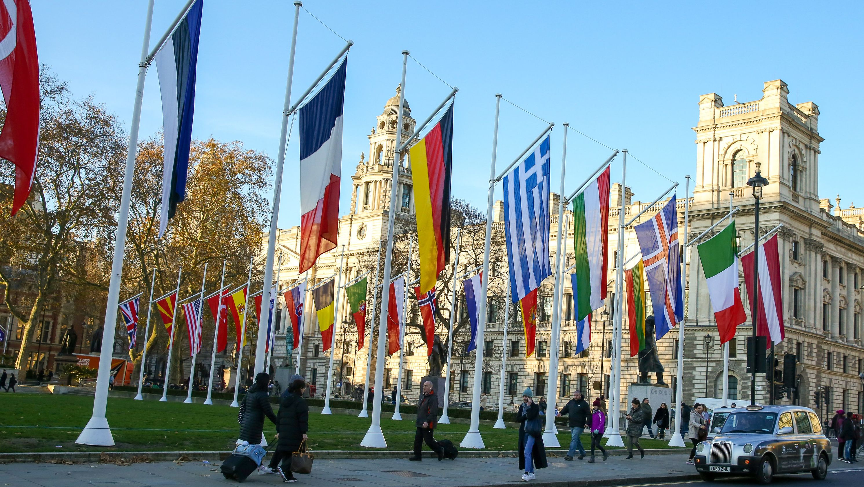 Nato-Gipfel in London