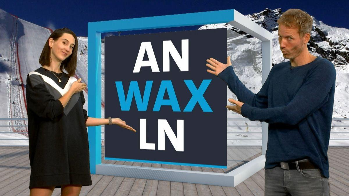 """""""Anwaxln""""-Gastgeber Carolin Ranz und Jan Wiecken"""