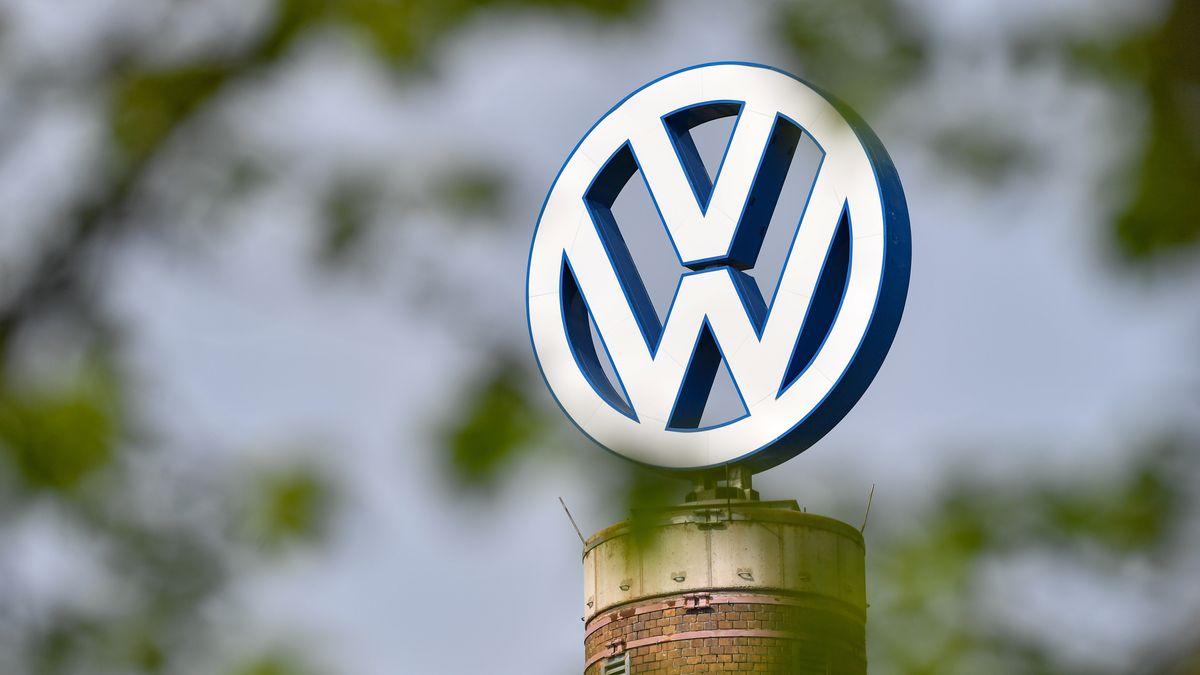 VW Logo.