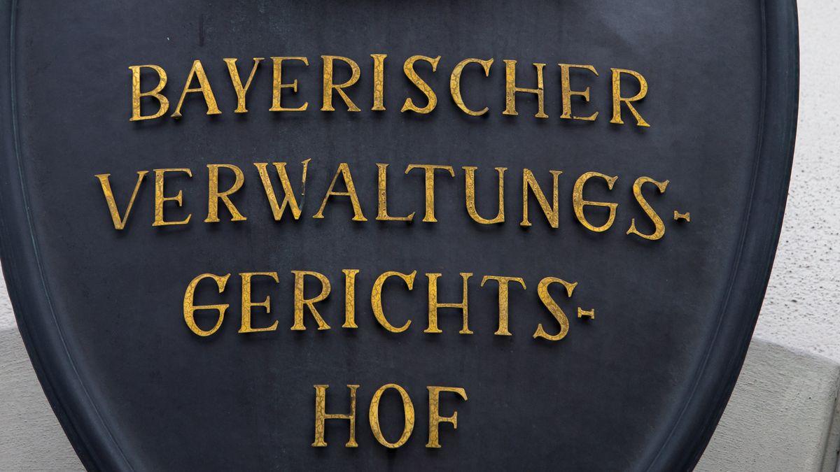 Landrat Akzeptiert Urteil Des Verwaltungsgerichtshofs Br24
