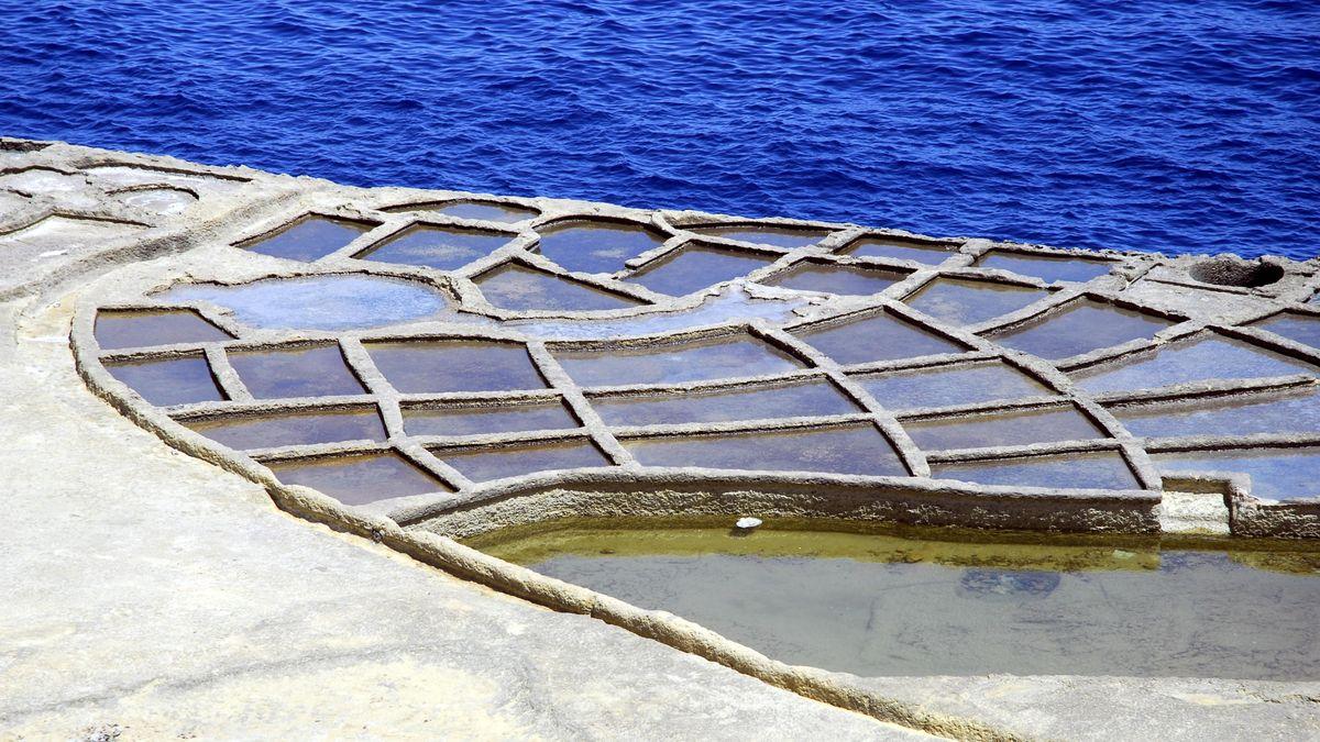 Meerwasserentsalzung im Mittelmeer
