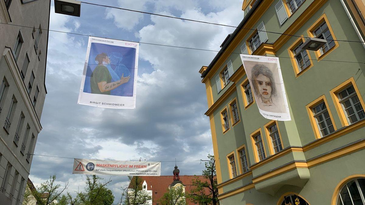 """Ausstellung """"trotzdemjetzt EXPO"""" in Ingolstadt"""