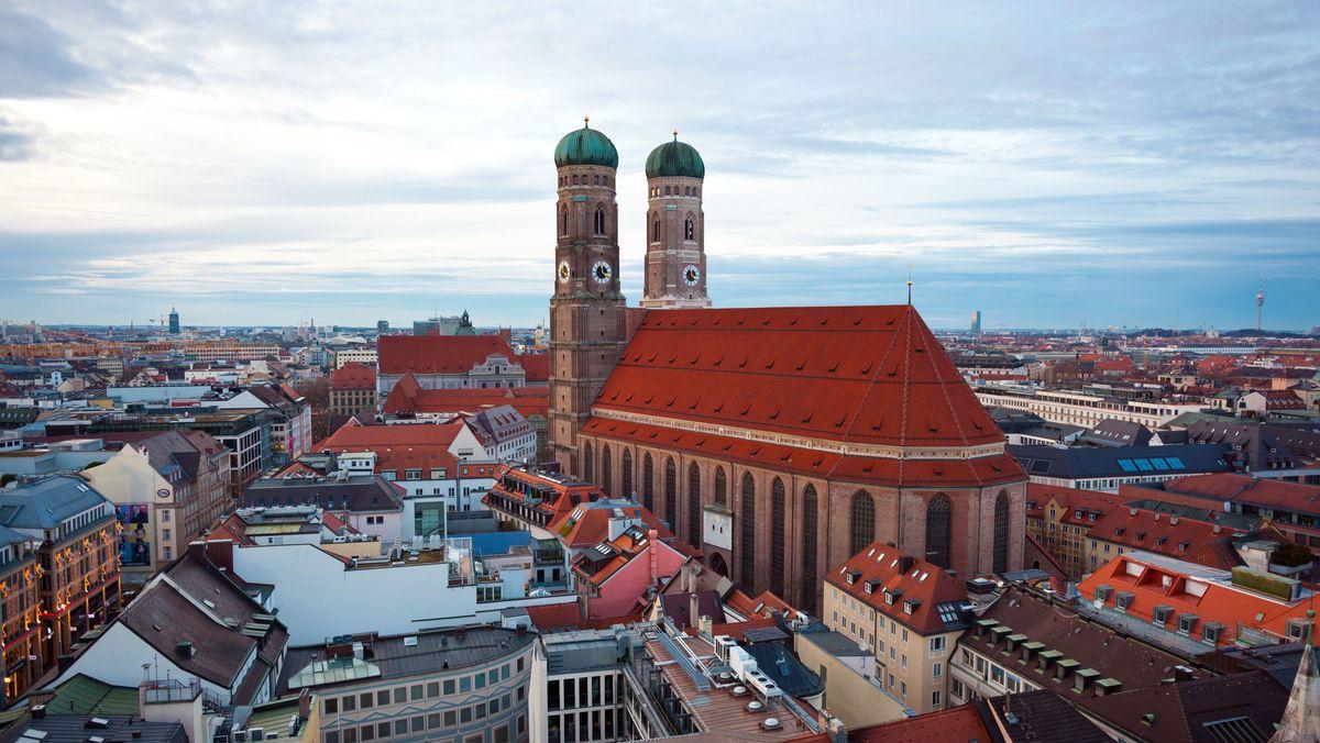 Wer im Großraum München eine Wohnung kaufen will, muss gut betucht sein