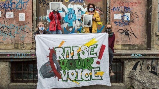 """""""Raise your voice"""" - Ein Projekt des Kreisjugendrings will den Sorgen der Kinder über das Corona-Desaster eine Stimme verleihen"""