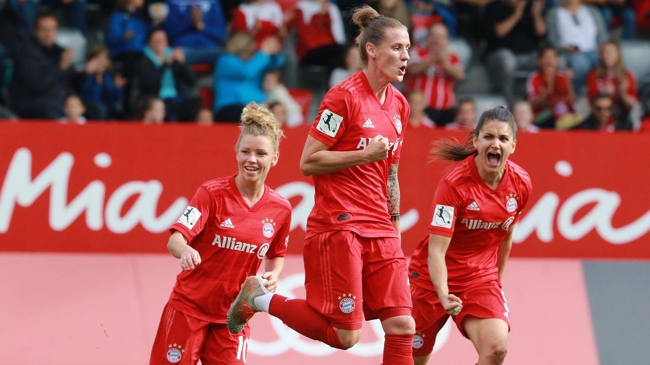 FC Bayern München - 1. FFC Turbine Potsdam