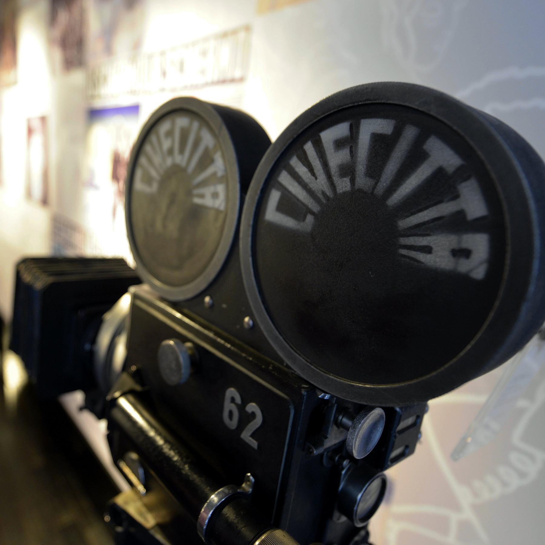 Die Cinecittá - Filmklassiker aus der ewigen Stadt