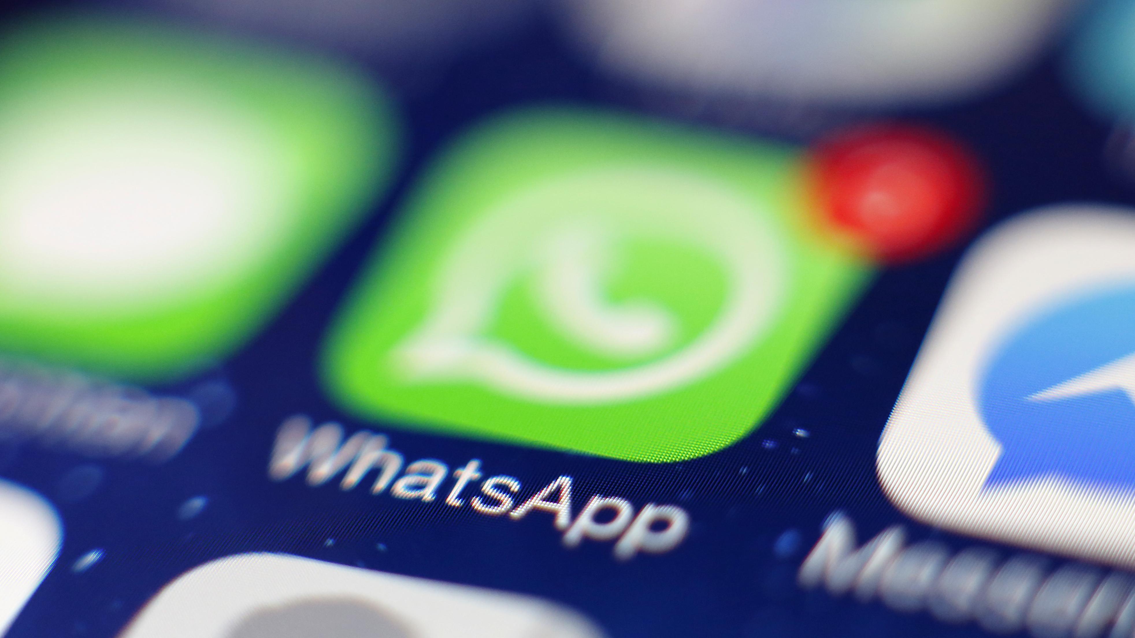 Symbol Whatsapp