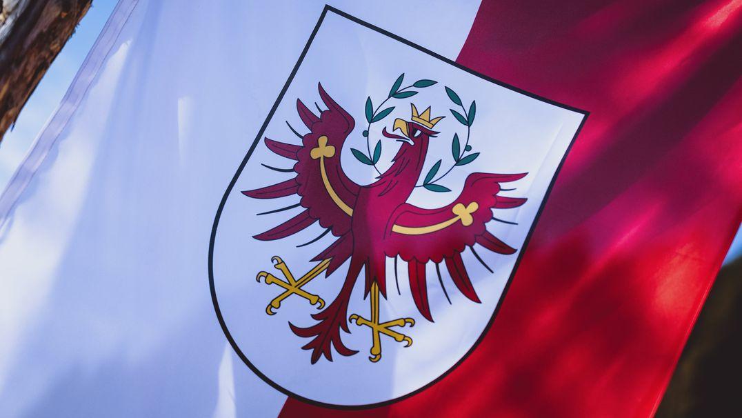Die Tiroler Fahne.
