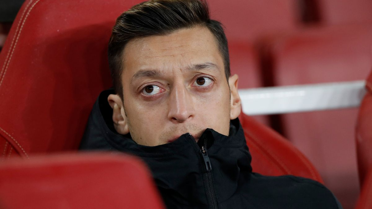 Fußball-Profi Mesut Özil