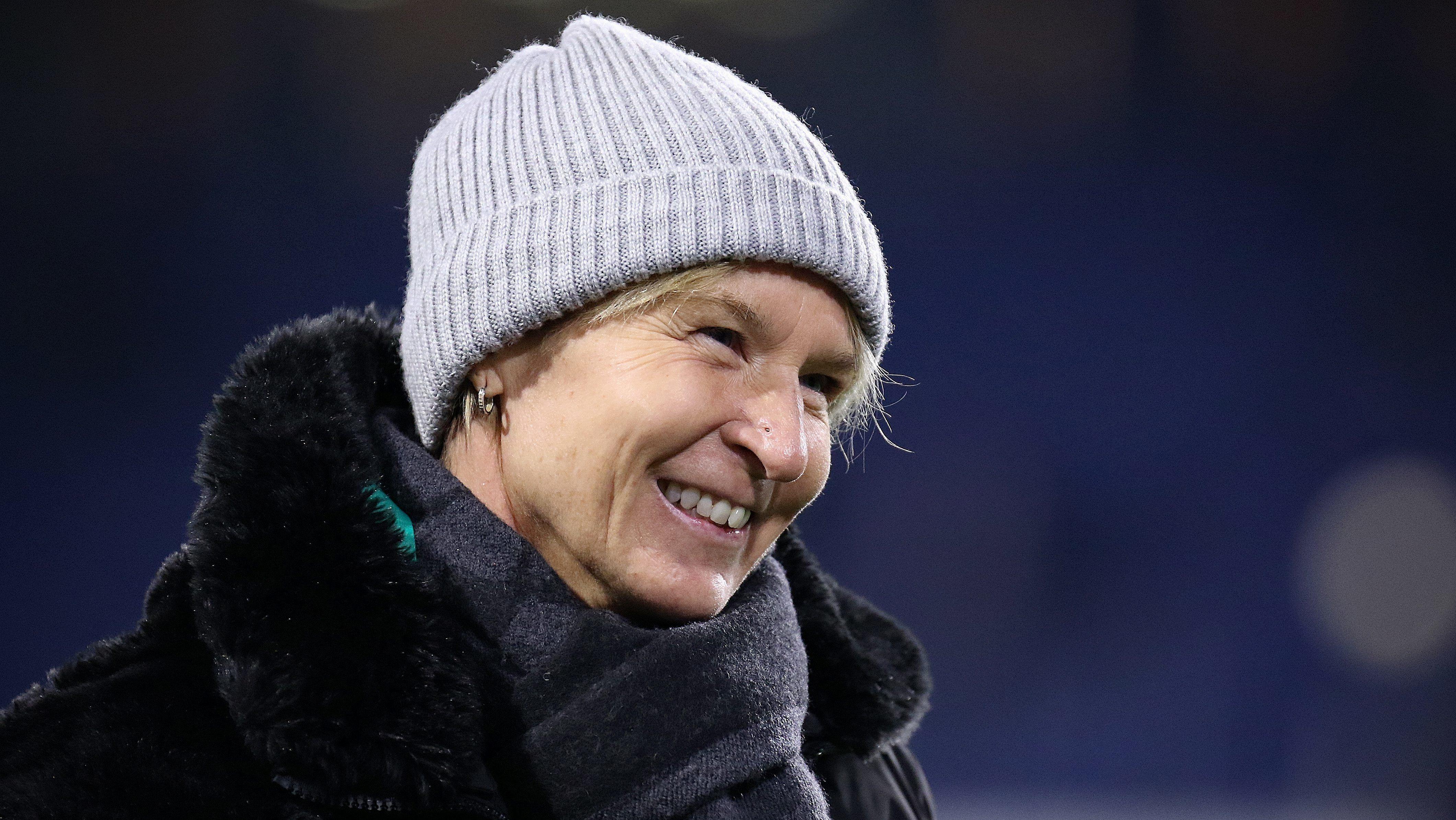 Fußball-Bundestrainerin Martina Voss-Tecklenburg