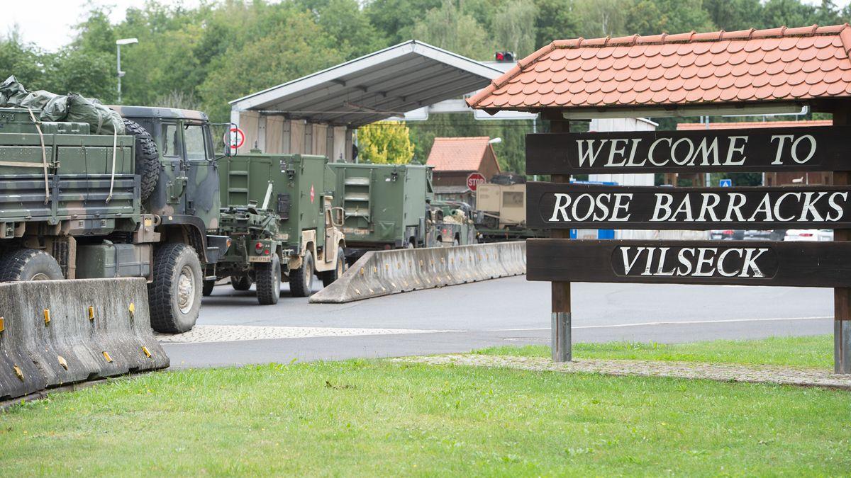 Nach bisherigen Plänen sollen alleine 4.500 Soldaten und 9.000 Familienangehörige aus Vilseck abgezogen werden.