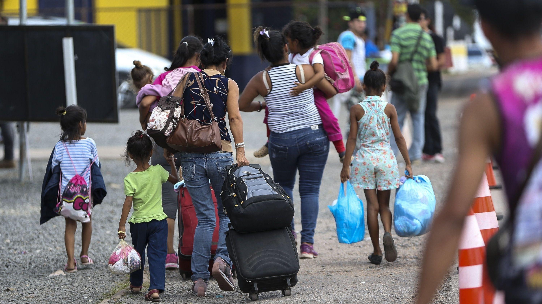 Symbolbild: Weltweit gibt es so viele Flüchtlinge und Vertriebene wie nie zuvor