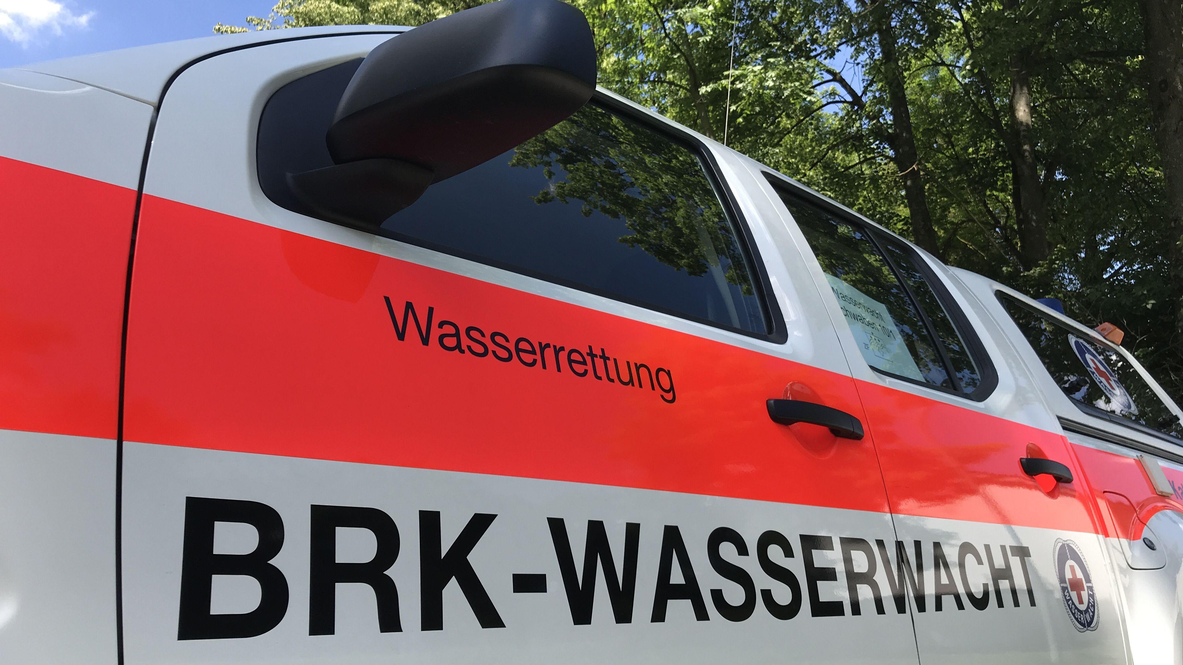 Fahrzeug der Wasserwacht (Archivbild)