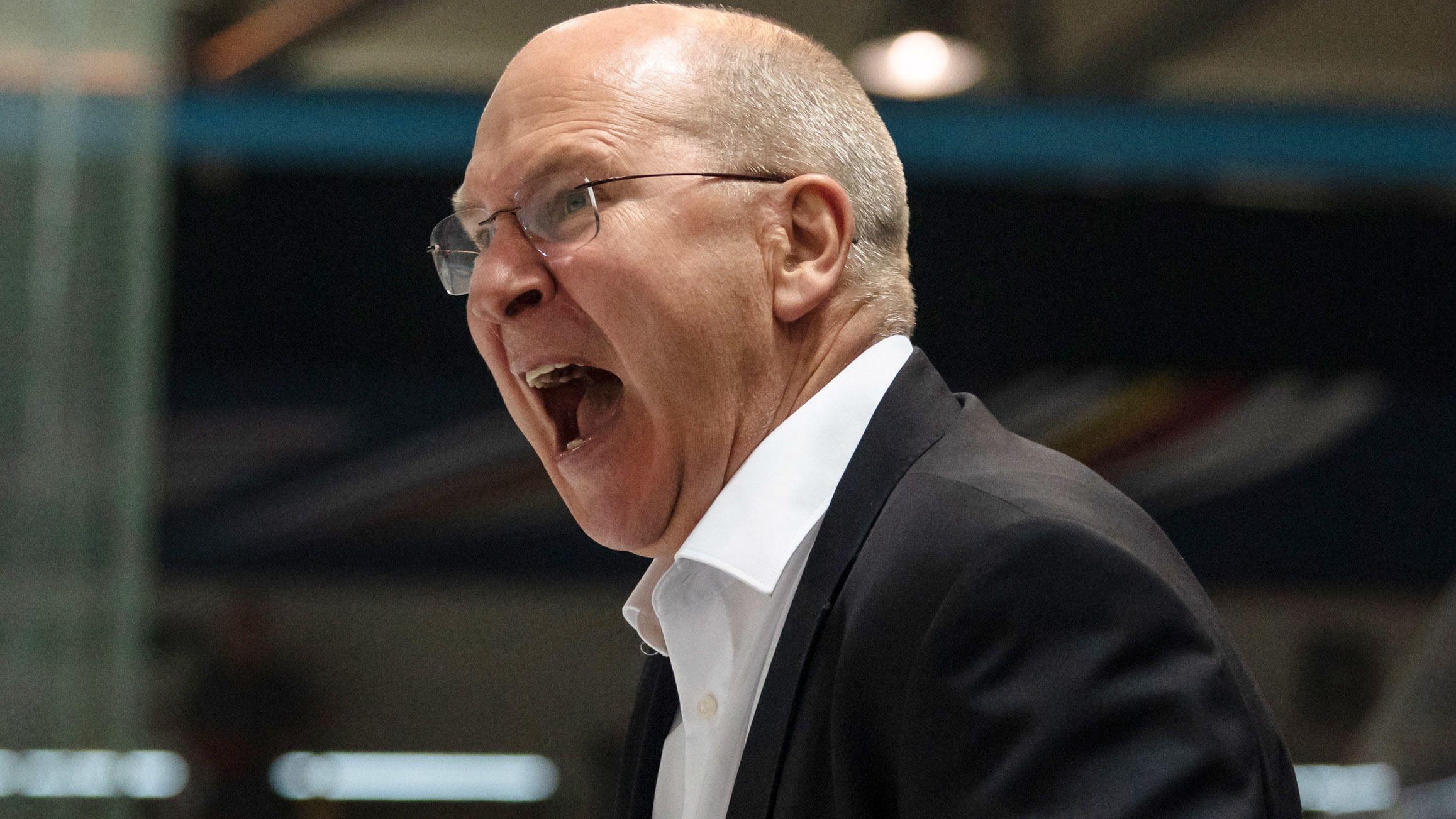 Don Jackson, Trainer EHC München