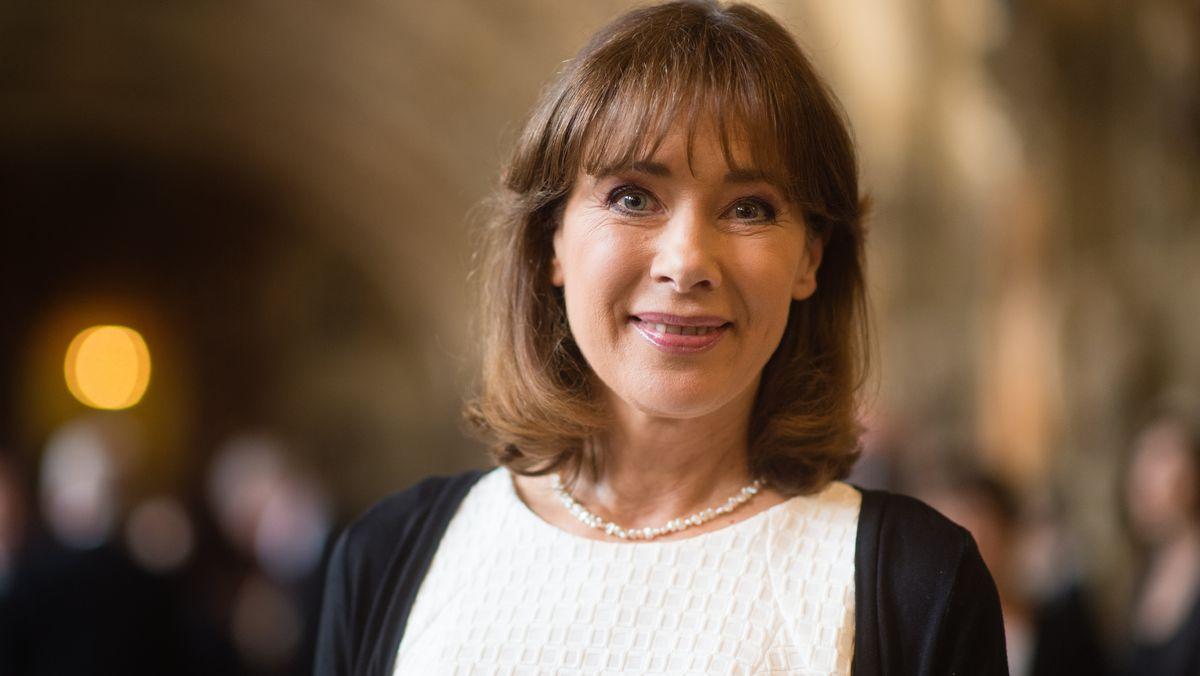 BR-Moderatorin Sabine Sauer