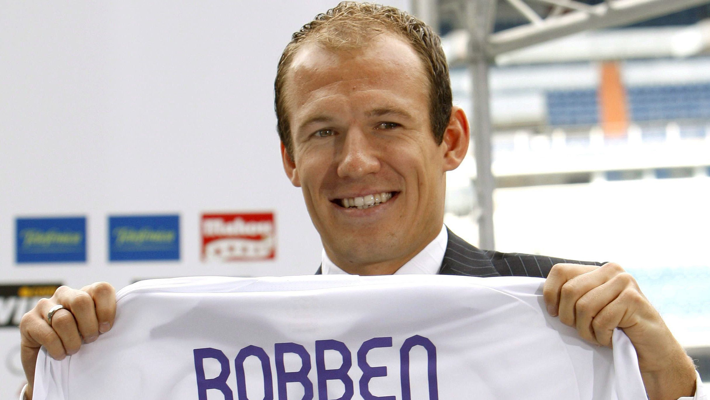 Arjen Robben (Real Madrid)