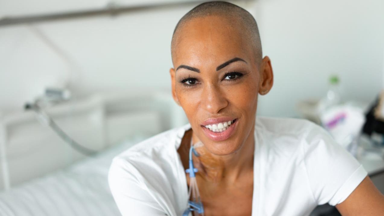 Astrid G. sucht einen Stammzellen-Spender