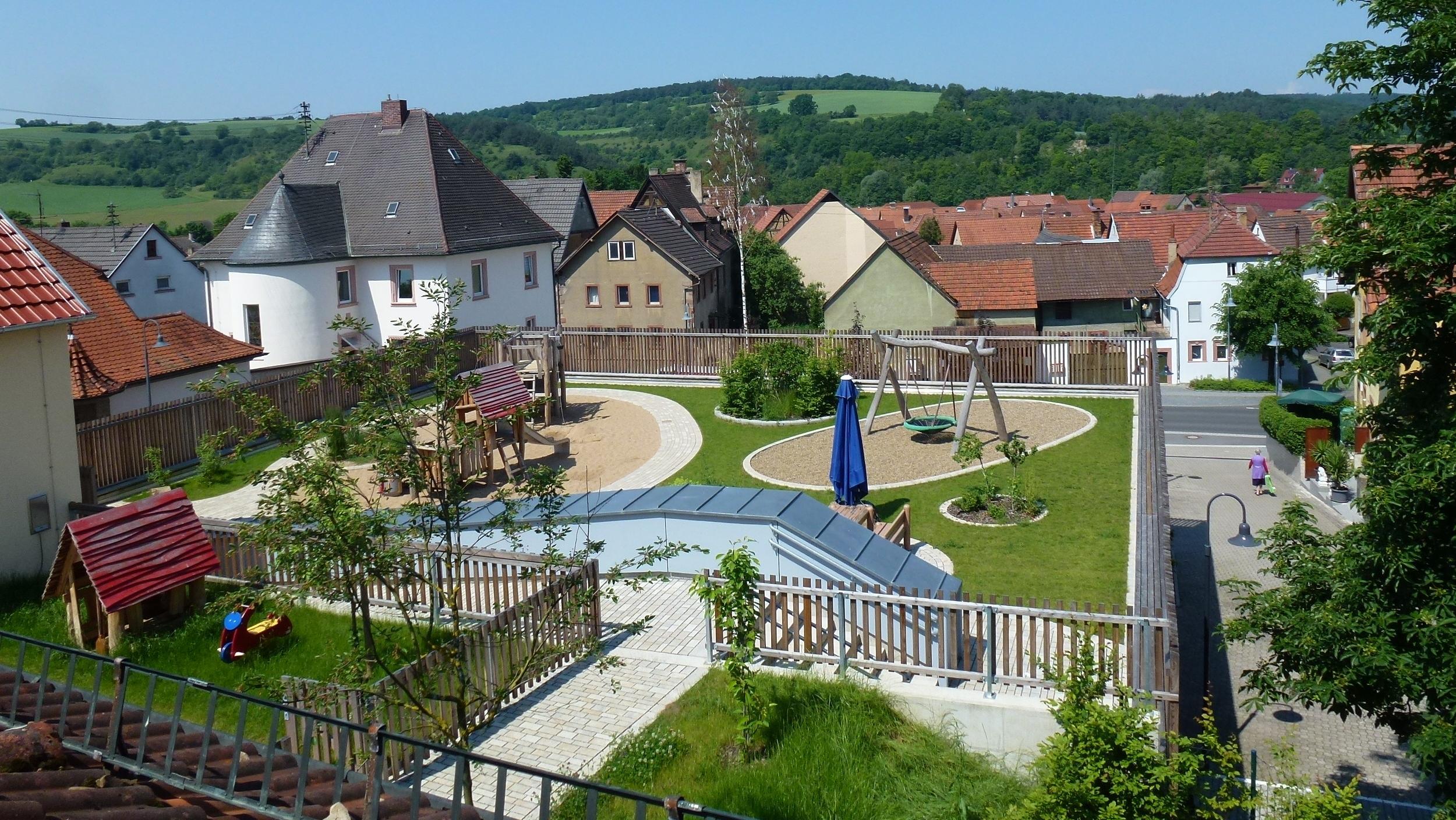 Spielplatz in Eußenheim