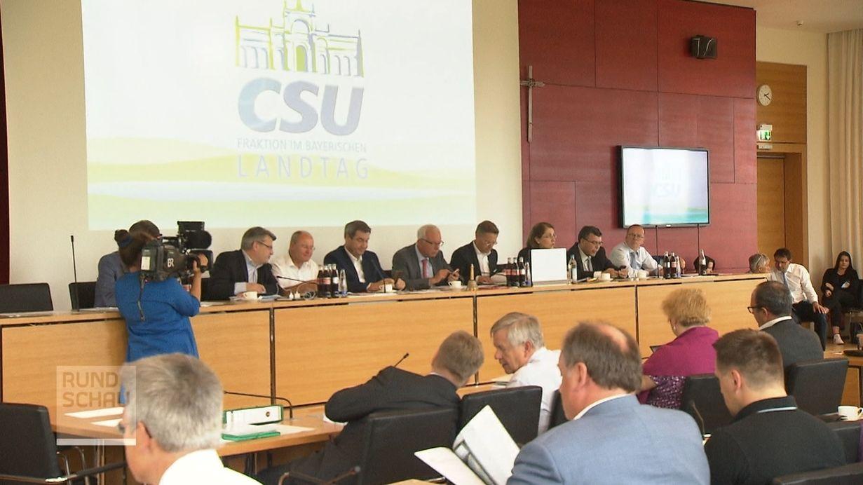 CSU nach Weber-Aus