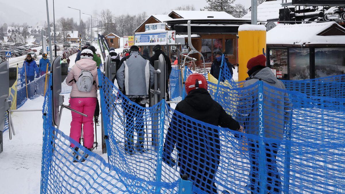 Lockerungen in Polen: Wintersport ist wieder möglich