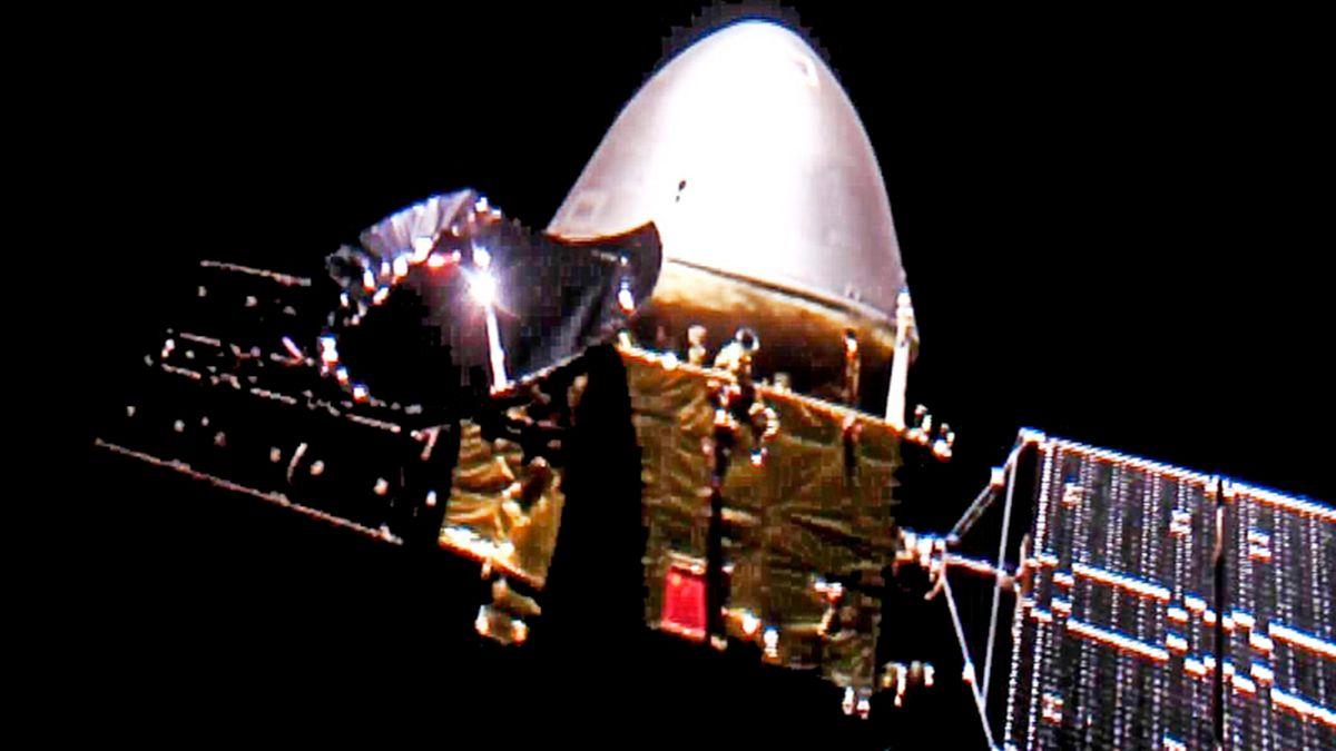 Raumsonde Tianwen-1