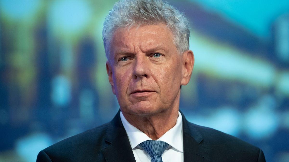 Dieter Reiter, Oberbürgermeister der Landeshauptstadt München