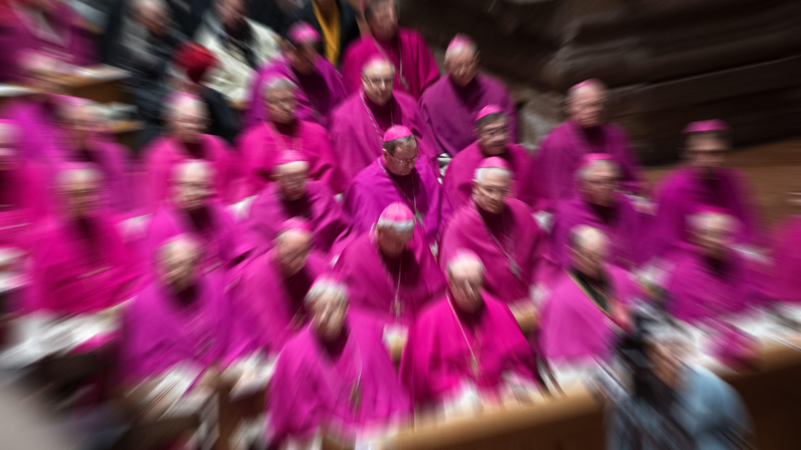 Frühjahrs-Vollversammlung der Deutschen Bischofskonferenz