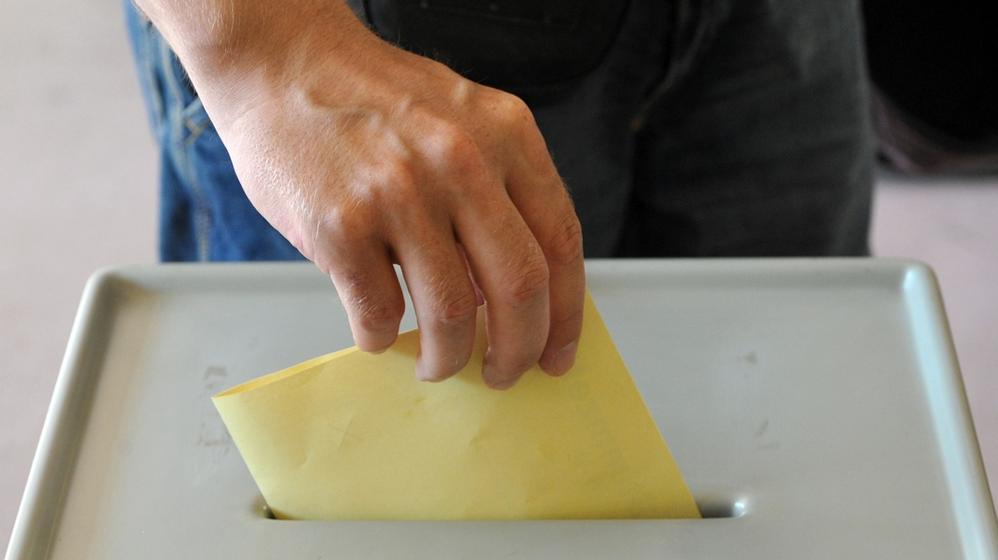 Wahlurne | Bild:picture-alliance/dpa
