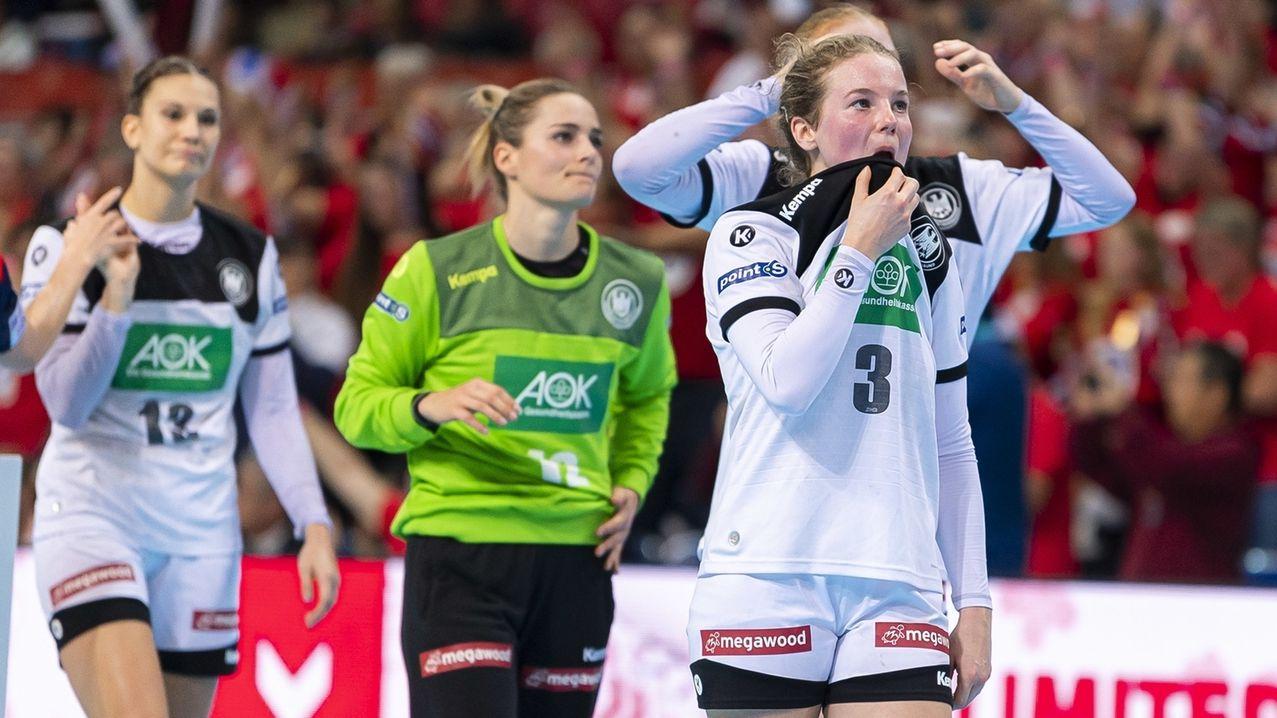 Handball Frauen WM 2019: Norwegen - Deutschland