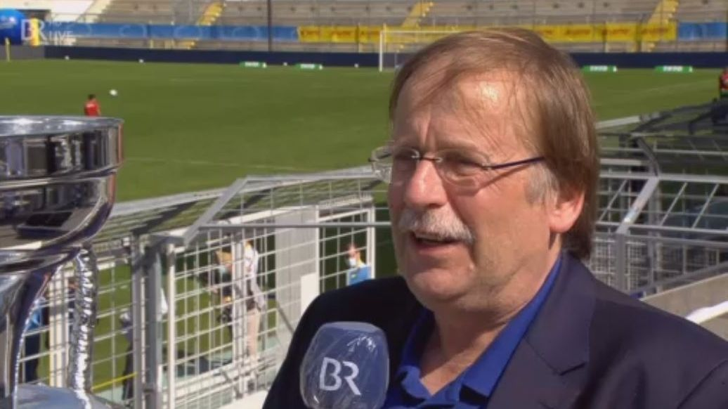 BFV-Präsident Rainer Koch