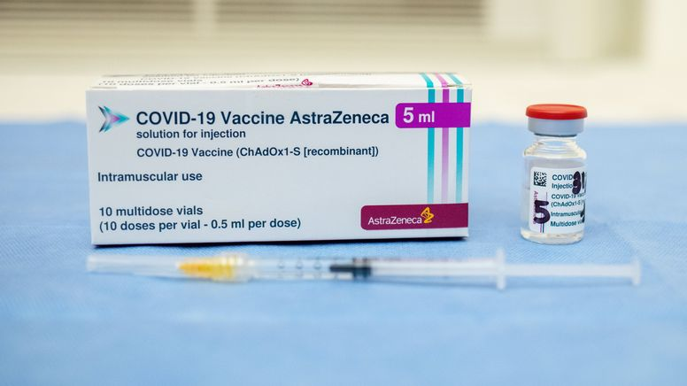 Impfstoff von Astrazeneca | Bild:pa / dpa