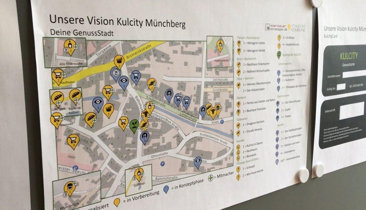 """Projekt """"Kulcity"""": Münchbergs Strategie gegen den Leerstand"""