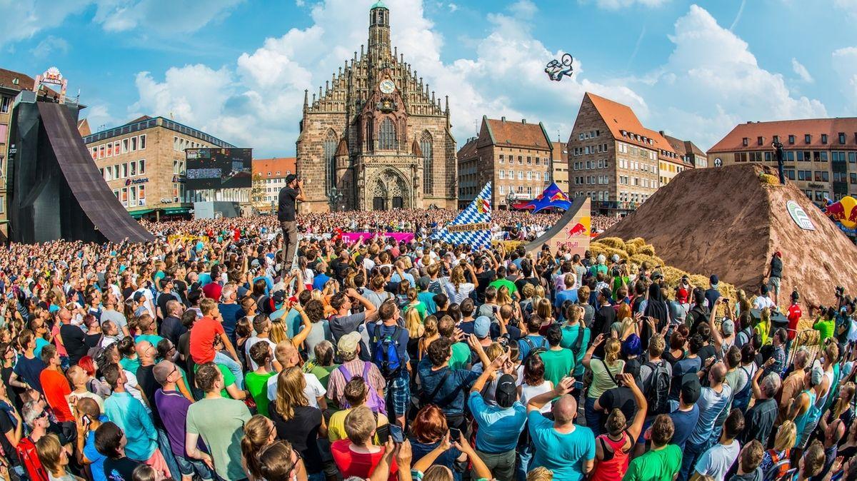 District Ride 2014 in Nürnberg